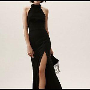 BHLDN Montreal dress in black